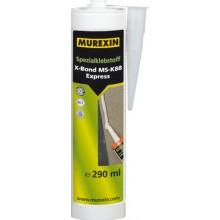 MUREXIN X-BOND MS K 88 EXPRESS lepidlo supermultifunkční 290ml, jednosložkové, trvale pružné, bílá