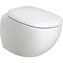 WC závěsné Kolo odpad vodorovný Ego 6 l bílá+Reflex