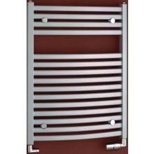 P.M.H. MARABU MSM koupelnový radiátor 450x1233mm, 406W, metalická stříbrná
