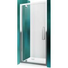 ROLTECHNIK EXCLUSIVE LINE ECDO1N/1000 sprchové dveře 1000x2050mm jednokřídlé pro instalaci do niky, brillant/transparent