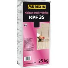 MUREXIN PROFIFLEX KPF 35 malta lepící 25kg, flexibilní, vodovzdorná, mrazuvzdorná, šedá