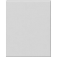 JIKA CUBE zrcadlo 1200x19x750mm, na desce, bílá 4.5555.7.039.304.1