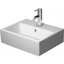 DURAVIT VERO AIR umývátko 450x350x165mm nábytkové, s otvorem, bílá alpin