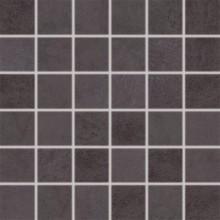 Dlažba Rako Clay mozaika 5x5 (30x30) cm hnědá