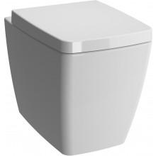 VITRA METROPOLE WC mísa 355mm vodorovný odpad bílá 5678B003-0075