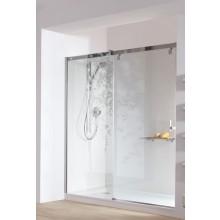 Zástěna sprchová dveře Huppe sklo Vista 1200x2000mm, upev.vpravo chrom/čiré+AP