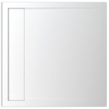 TEIKO HERCULES 90X90 sprchová vanička 90x90x3,5cm, čtverec, akrylát, bílá