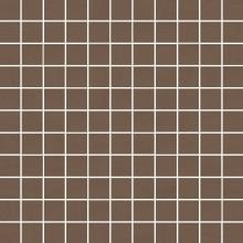 MARAZZI DRESSY mozaika, 30x30cm lepená na síťce, brown, DAVM