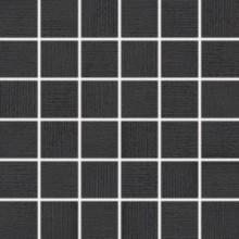Obklad Rako Tendence mozaika 5x5 (30x30) cm černá