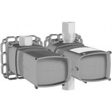 HANSA MATRIX podomítkové těleso DN15, pro elektronicky ovládané baterie s termostatem, chrom