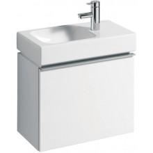 Nábytek skříňka pod umyvadlo Keramag iCon XS 52x42x31cm biela lesklá Alpin