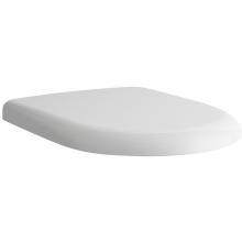 LAUFEN PRO sedátko s poklopem 443x374x54mm univerzální, se zpomalovacím sklápěním Slowclose, bílá