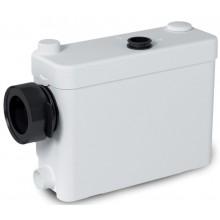 SFA SANIBROY SANIPACK kalové čerpadlo 401X146X295mm, pro závěsné WC, umyvadlo, sprchu a bidet