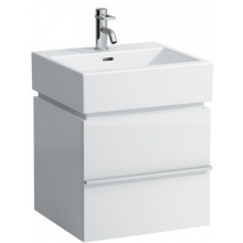 LAUFEN CASE skříňka pod umyvadlo 490x455x455mm 1 zásuvka, bílá 4.0113.1.075.463.1