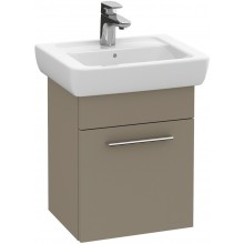 VILLEROY & BOCH VERITY DESIGN skříňka pod umyvadlo 365x300x445mm panty vpravo, bílá lesk B01701DH