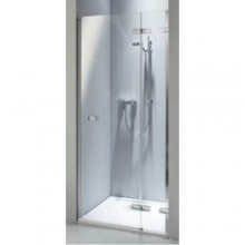 KOLO NEXT křídlové dveře do niky 1000x1950mm dveře otevírané vně, levé/pravé, chrom/čiré skloReflexKolo HDRF10222003L