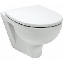 WC závěsné Sanitec odpad vodorovný Primo 6l bílá