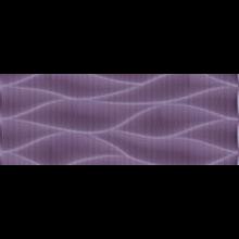 NAXOS PIXEL dekor 26x60,5cm, wawe plum