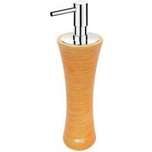 NIMCO ATRI dávkovač na tekuté mýdlo 70x85x222mm oranžová/chrom AT 5031-75