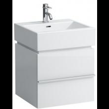 LAUFEN CASE skříňka pod umyvadlo 490x455x455mm 2 zásuvky, bílá 4.0113.2.075.463.1