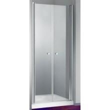 Zástěna sprchová dveře Huppe sklo 501 Design 100x190 cm stř. mat/čiré