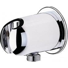 IDEAL STANDARD IDEALRAIN držák sprchy 90mm pevný, s přípojkou pro sprchu, chrom A2406AA