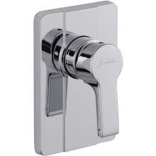 KOHLER SINGULIER sprchová baterie 115x86-116x170mm podomítková, páková, polished chrome 98708D-CP