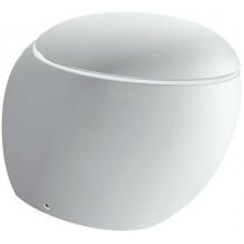 WC stacionární Laufen odpad vodorovný Alessi One odpad VARIO  bílá-LCC