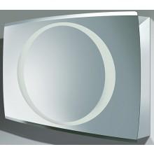 Nábytek zrcadlová skříňka Keuco Edition Palais 990x630x191 cm stříbrná