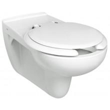 WC speciální Kolo odpad vodorovný Nova Top Junior Bariér závěsné invalidn9 70 cm bílá