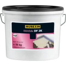 MUREXIN DF 2K těsnící fólie 18kg, dvousložková, trvale pružná, protiradonová zábrana