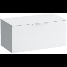 LAUFEN KARTELL BY LAUFEN zásuvkový díl 896x455x413mm s horní částí 12 mm, bílá lesklá 4.0785.0.033.631.1