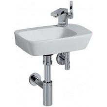 KERAMAG SILK umývátko 40x29,5cm bez přepadu, bíláKeraTect 121640600