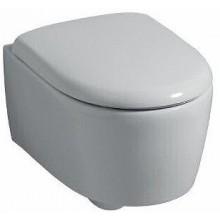 WC závěsné Keramag odpad vodorovný 4U 6 l bílá+KeraTect