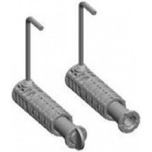 VITRA šrouby pro urinalovou stěnu Matrix 5129B003-0155