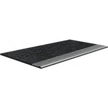IMOLA MICRON 2.0 schodovka 30x60cm, black, M2.0 S RB60N