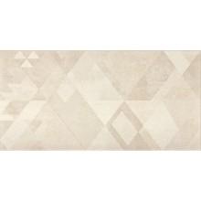 RAKO TRIANGLE dekor 20x40cm, béžová