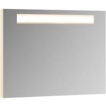 RAVAK CLASSIC 600 zrcadlo 600x70x550mm, s integrovaným světlem, cappuccino