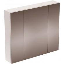 Nábytek zrcadlová skříňka Ideal Standard Strada 800x151x700mm lak dekor hliník