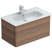 Nábytek skříňka pod umyvadlo Ideal Standard SoftMood 100x44x47,5 cm ořech