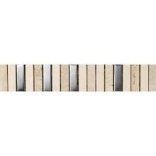 CIFRE CAUTIVE MOSAIC CENEFA PIANO listela 4,8x30cm, vícebarevná