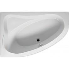 RIHO LYRA BA67 vana 153,5x100,5x49cm, asymetrická, pravá, akrylátová, bílá