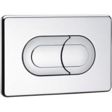 IDEAL STANDARD EXPERT SALINA ovládací deska 215x145mm, pneumatická, plast, chrom