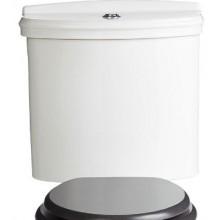 HERITAGE CLAVERTON WC nádržka 4/6l keramika, bílá