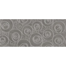 NAXOS HOME dekor 26x60,5cm, fascia thea grey 74283