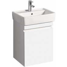 KERAMAG RENOVA NR. 1 PLAN skříňka pod umyvadlo 47x58,6x40cm, závěsná, bílá lesklá 869550000