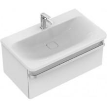 Umyvadlo nábytkové Ideal Standard s otvorem Tonic II bez přepadu 80x50 cm bílá