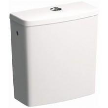 KOLO NOVA PRO nádrž keramická 36,4x16,3cm pravoúhlá, s dvojitým splachováním, bílá M34011000
