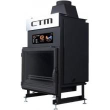 CTM AQUAFIRE BASE 17P2 krbová vložka 17,5kW s výměníkem černá