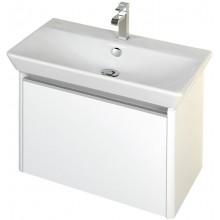 CONCEPT 600 skříňka pod umyvadlo 82,5x42x43cm závěsná, šedá/šedá C600.90.SG